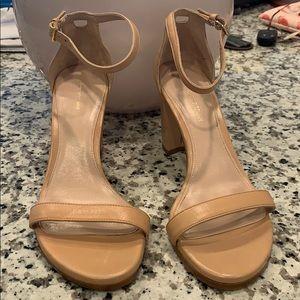 Stuart Weitzman Nude heels